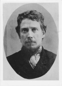 Robert Bown 1886