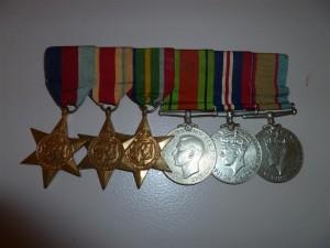 SF_Harper_WW2_Medals