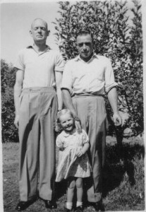 Uncle Charlie, Stan and Marlene