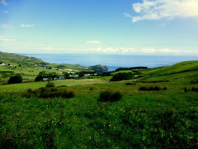 Torr, County Antrim. Image by Kenneth Allen