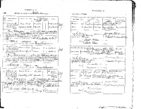 Samuel Trew – Margaret Lough Marriage 1880