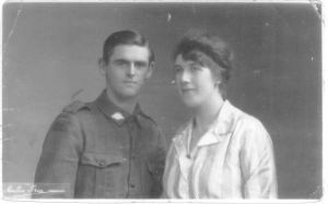 Edward and Ellen Trew nee Mortimer